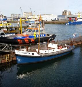 Zeemanshoop naar Scheveningen